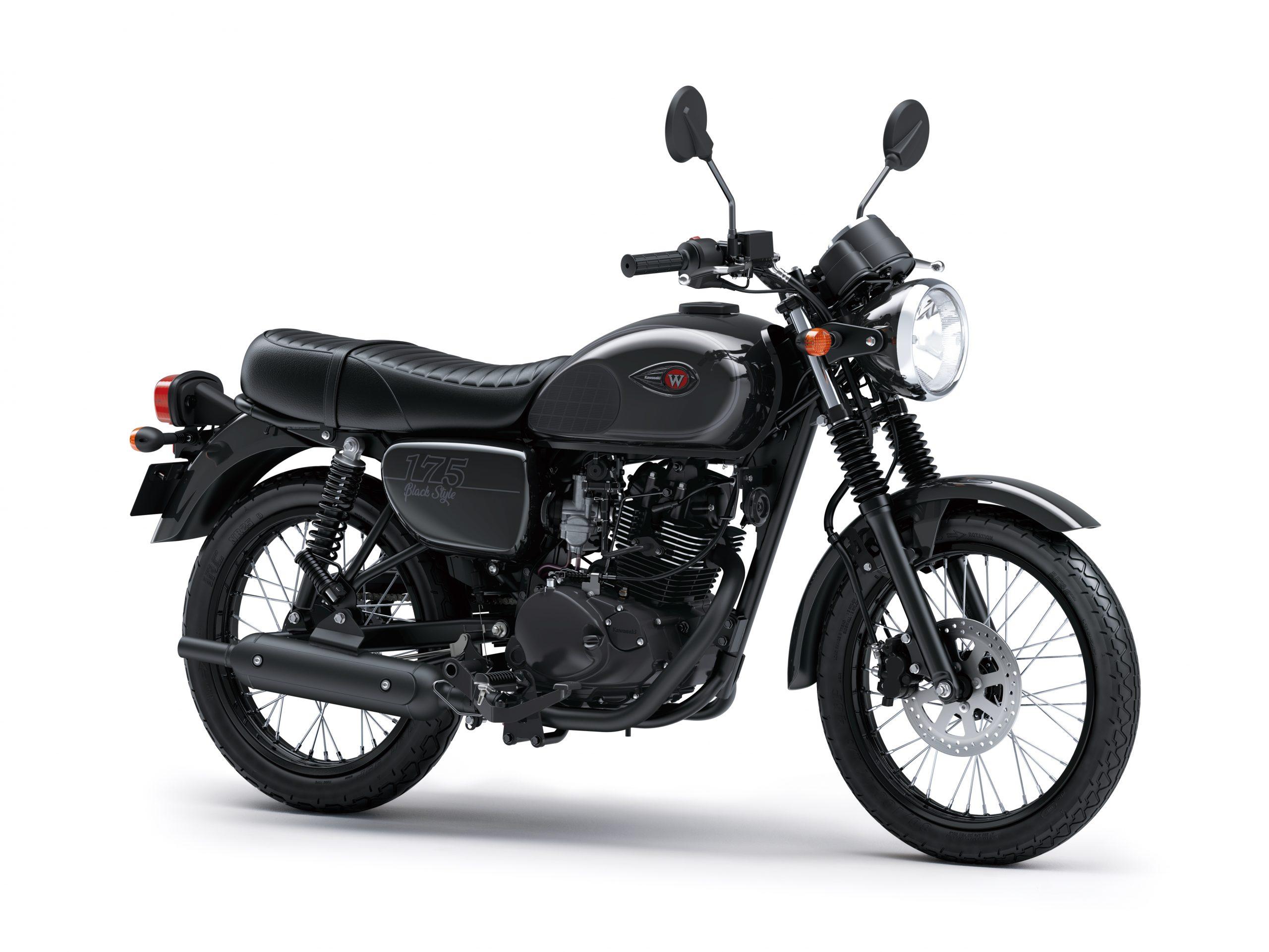 Kawasaki W175 SE 2021