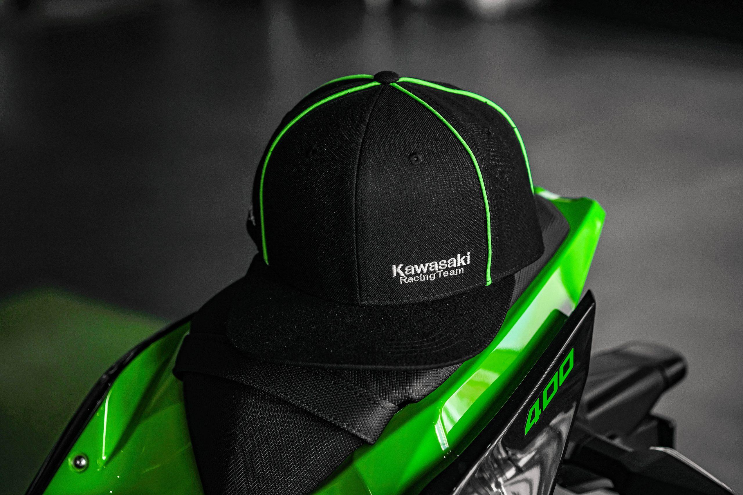 Nón Kawasaki Racing Team