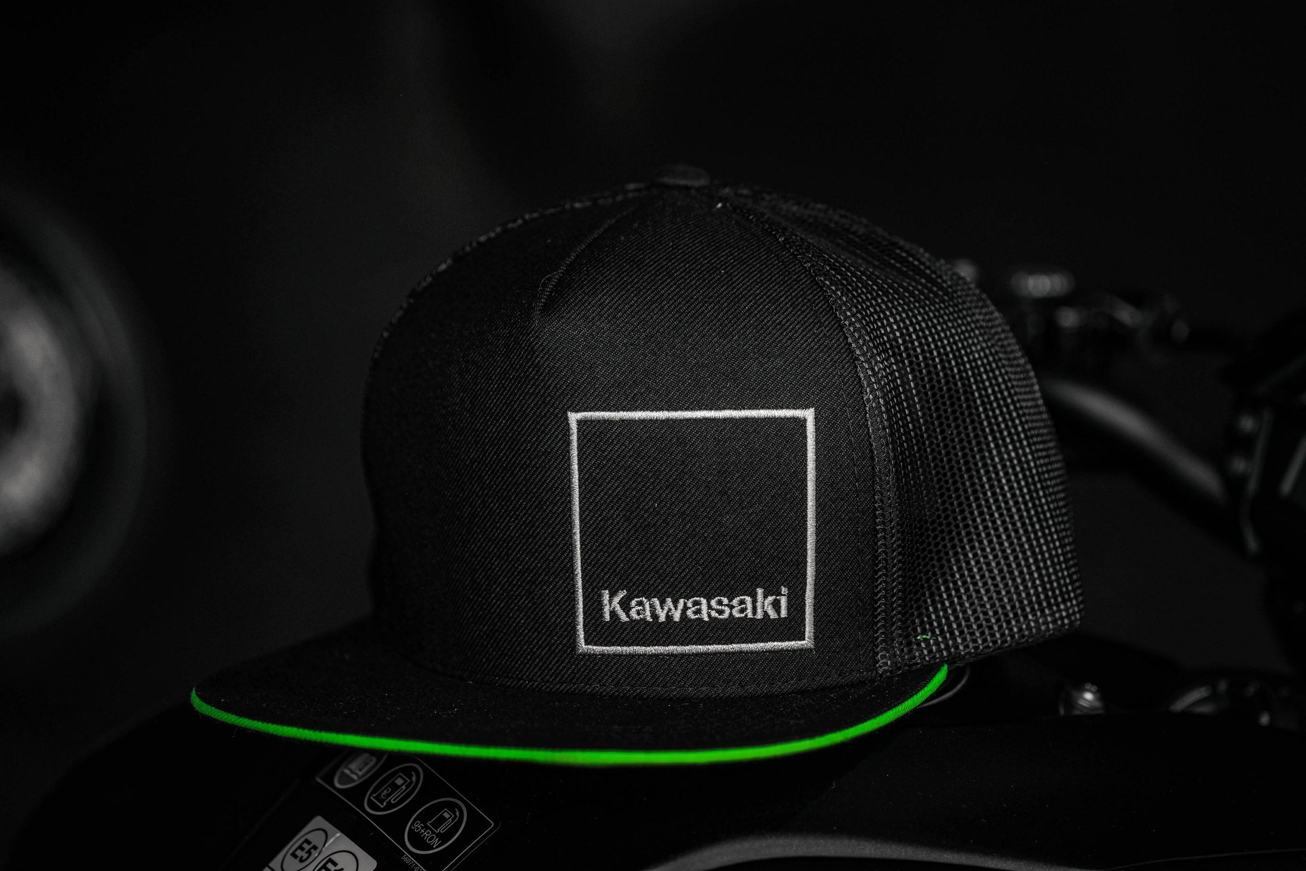 Nón lưới Kawasaki