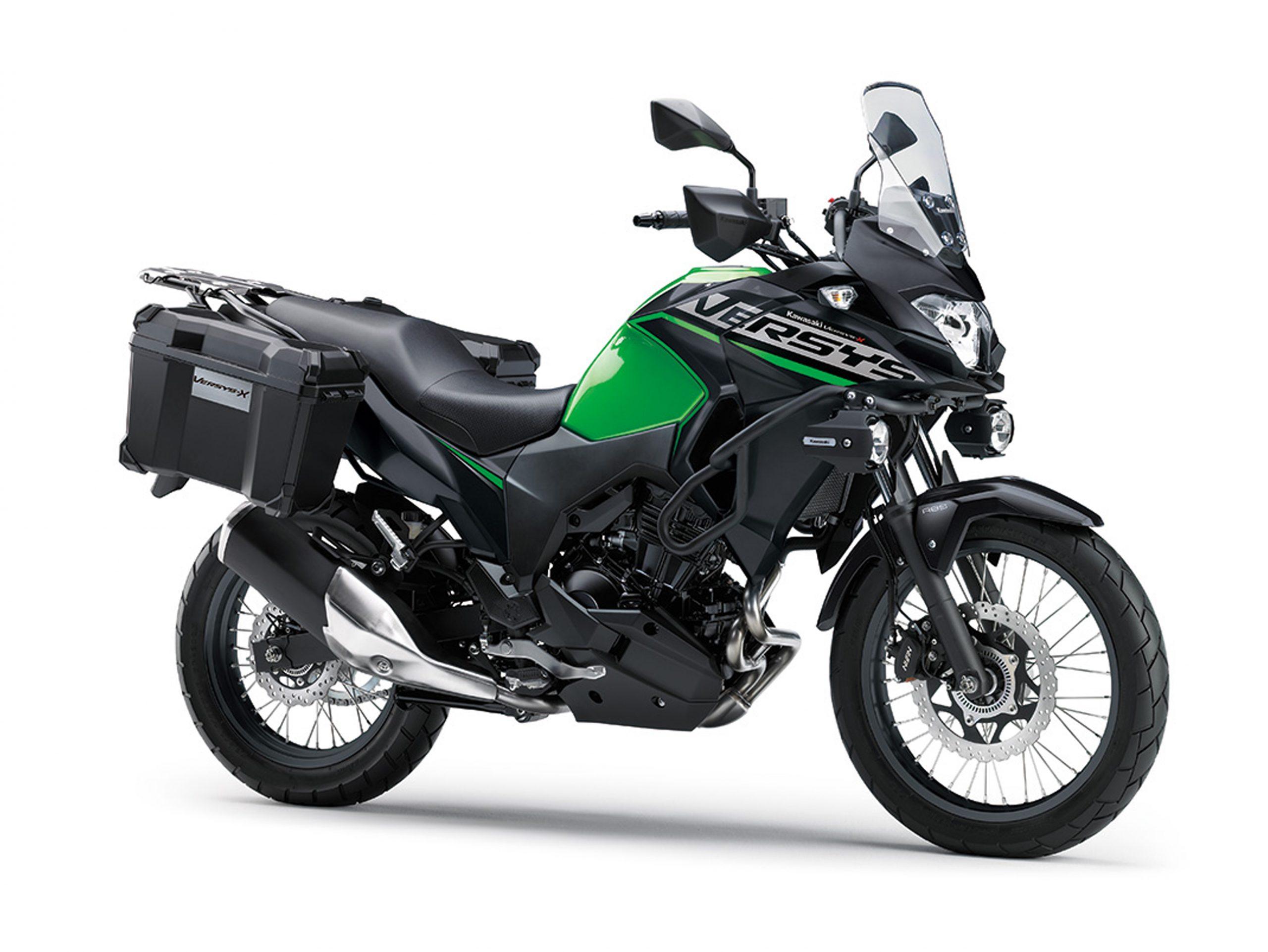 Kawasaki Versys-X300 ABS 2021 (Tourer)