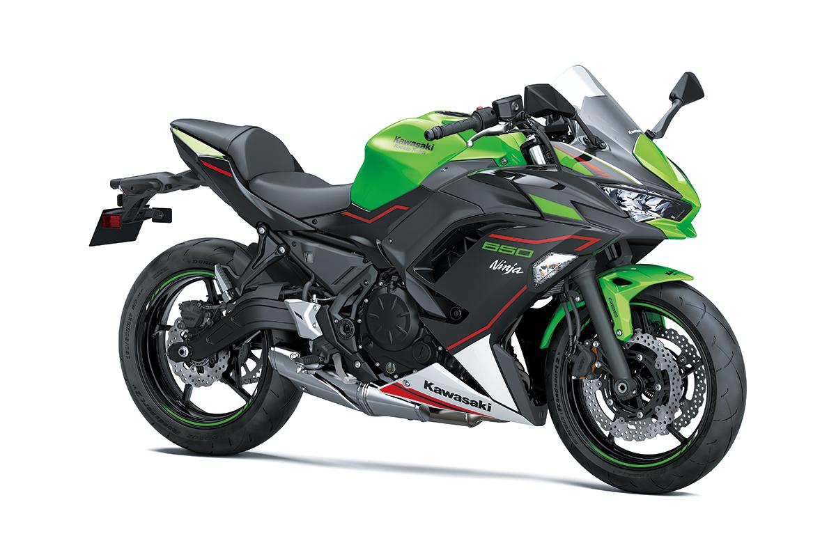 Kawasaki Ninja 650 SE 2021